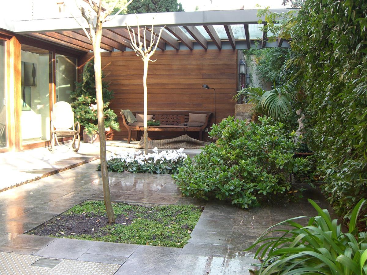 Charmant Proyectos Y Diseño De Jardines Imatge